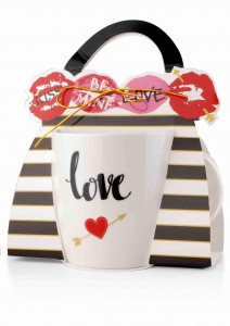 Kubek porcelanowy 355ml LOVE
