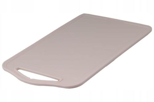 Deska Do Krojenia Plastikowa Magnolia 22x34cm Cream